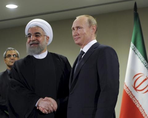 Русия и Иран срещу Америка и Саудитска Арабия