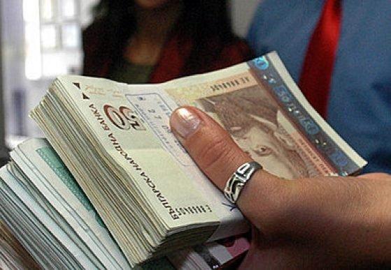 Таванът за плащанията в брой остава 10 000 лева