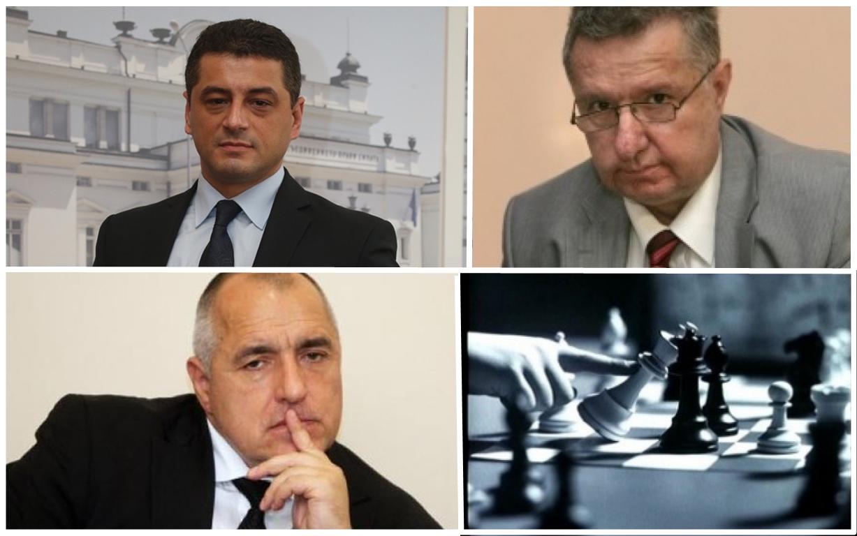 Красимир Янков и Марио Трайков за пешките в политиката !