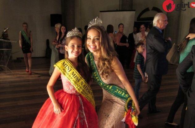 Повод за гордост вижте българчето, което спечели конкурса за деца в Бразилия – Mini Mis Nation 2017 +СНИМКИ