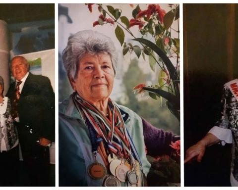 Българска гордост ! 80-годишна лекоатлетка има 20 медала от Балканиади
