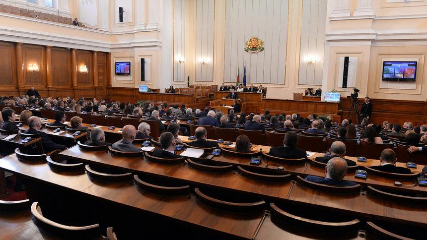 Парламентът прие промени в Закона за продуктите за отбраната и технологиите с двойна употреба