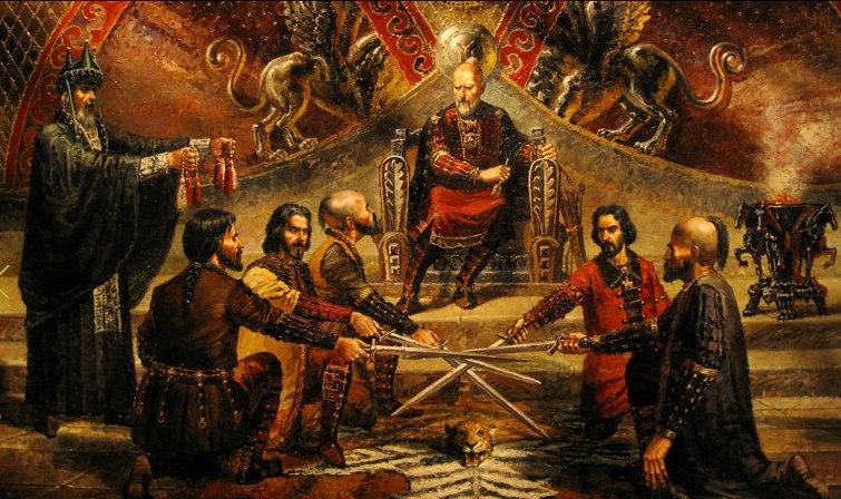 Династията Дуло са основателите и първите владетели насъвременна България. Нейните представители са едни от най-мощните монархи на ранното Средновековие като Кубрат, Аспарух, Тервел.