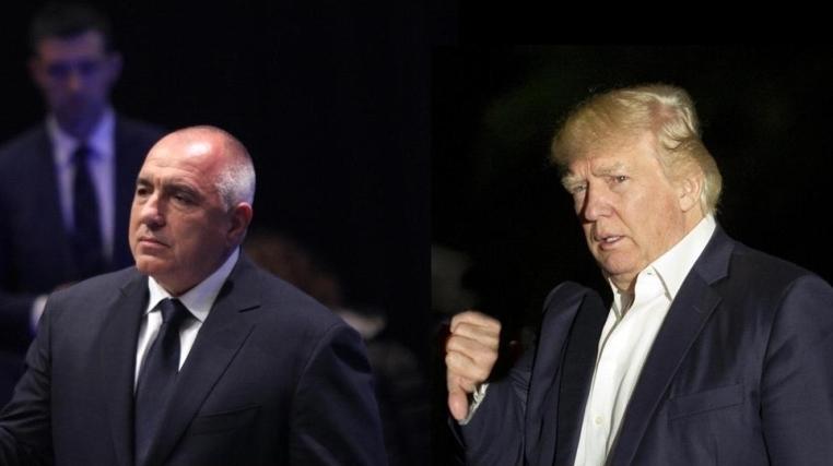 Борисов загуби подкрепата на САЩ