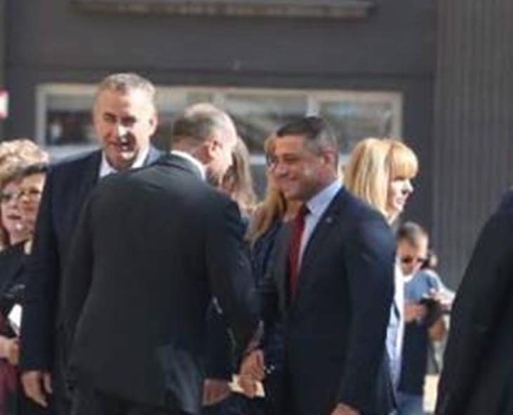 Красимир Янков с президента Румен Радев