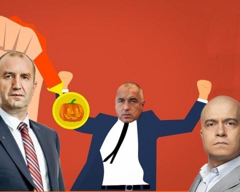 Слави Трифонов бие по рейтинг Бойко Борисов