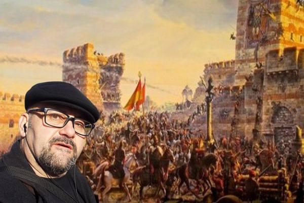 Стефан Пройнов:Падането на Константинопол е краят на Средновековието Много историци смятат този момент в историята за граница