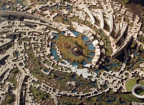 Ауровил – градът, който живее без пари