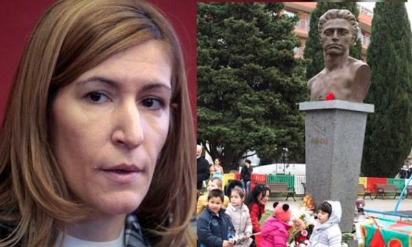 Потрес! Махат паметник на Васил Левски, пречел на туризма