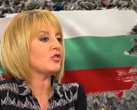 Мая Манолова - служебен защитник на народа!