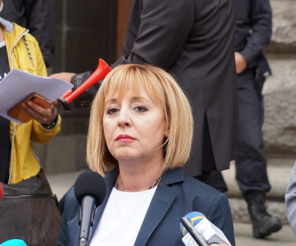 Днес Манолова обявява как ще се яви на следващите избори