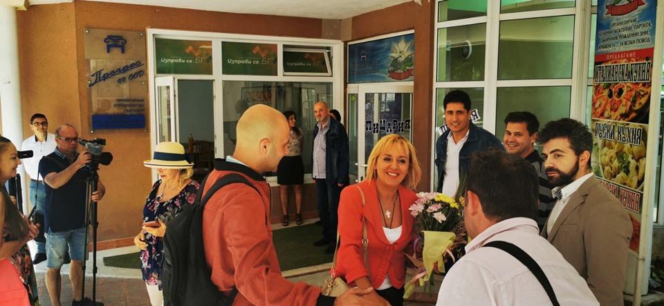 Манолова: Парламентът не е на Караянчева и на Борисов, не е частна фирма