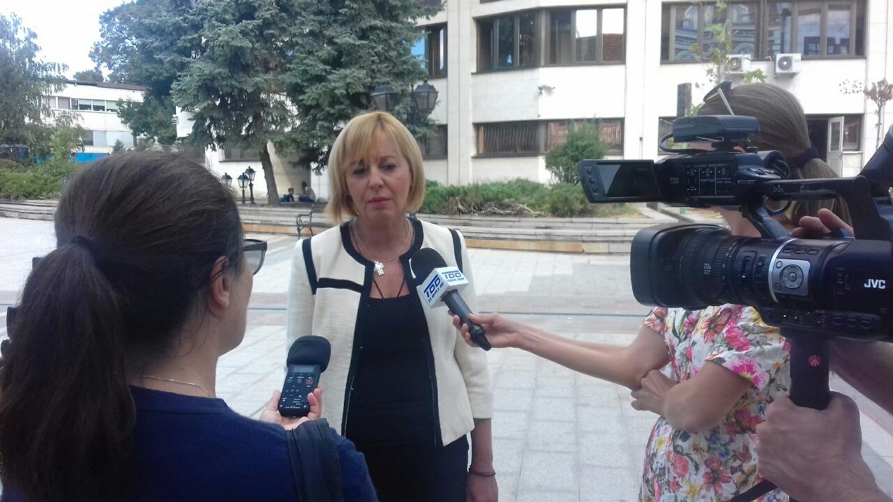 Манолова: Ключът към решаването на проблемите в България е повишаването на доходите