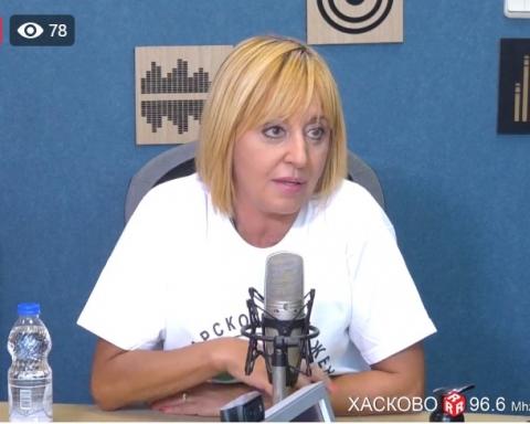 Манолова: Борисов остави бизнеса на произвола, предстои да се завихри торнадо от социални протести