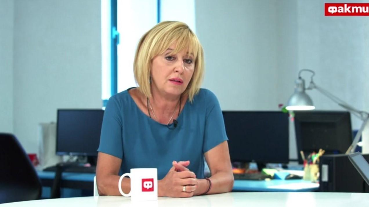 Манолова: Ще има политическа криза след едни брутално нечестни избори