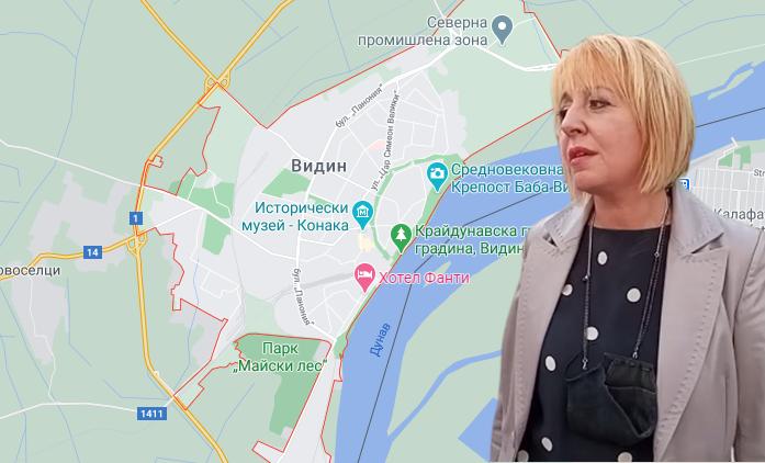 Мая Манолова: Повишаването на доходите е задача номер едно!