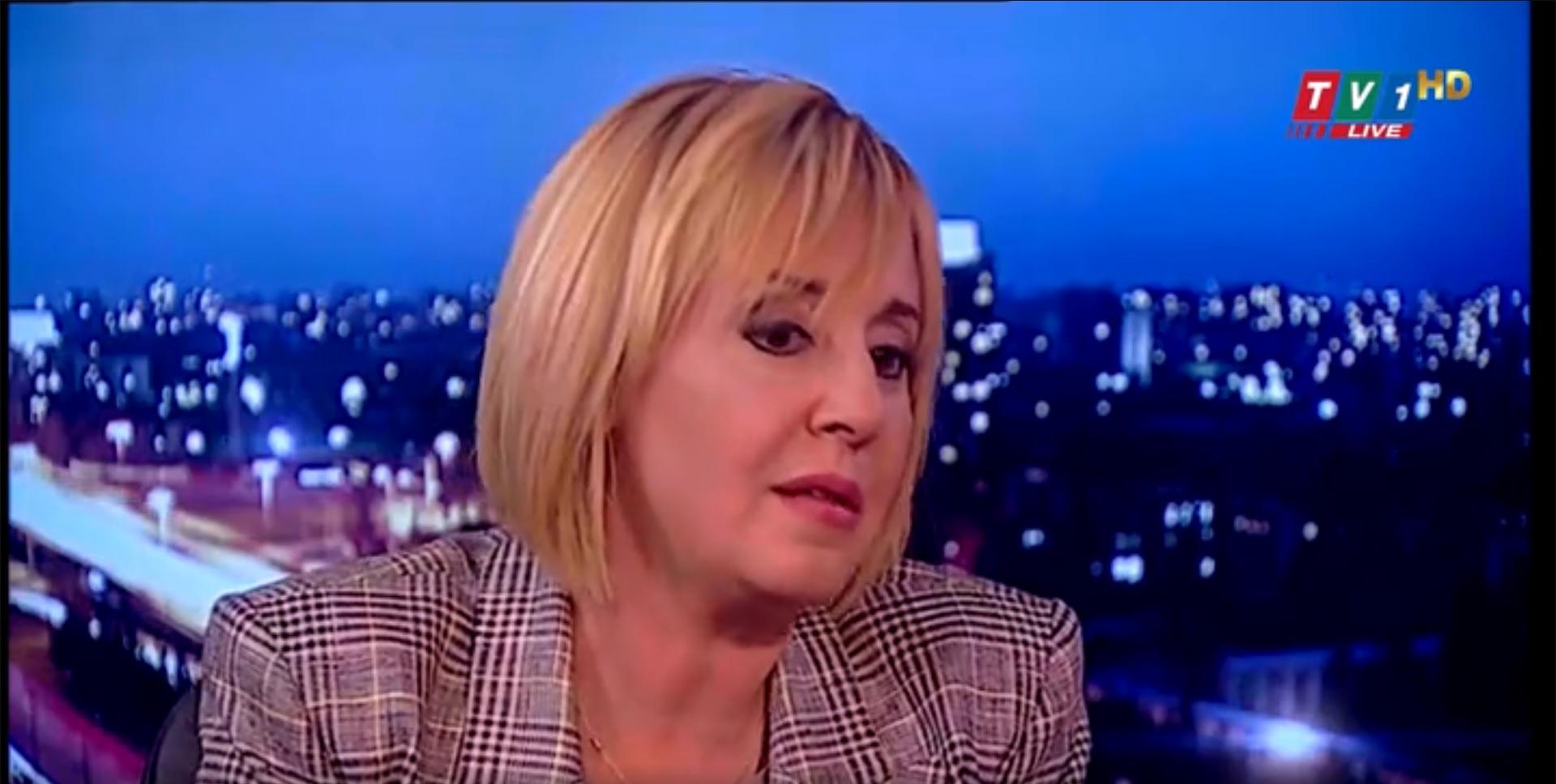 Манолова: Ще създадем мрежа от наблюдатели за 12 хил. секции на изборите