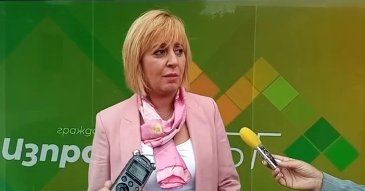 Манолова: Евродепутатите да подкрепят резолюцията за върховенството на правото в България