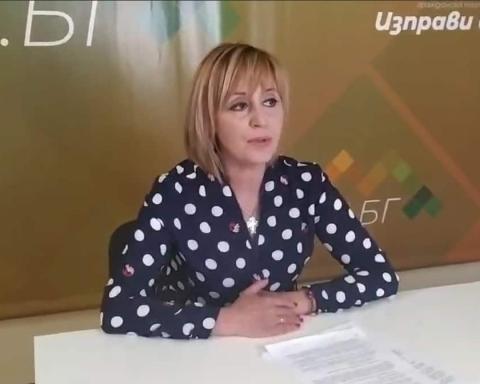 Манолова: Заради бонусите Борисов да отстрани Менда Стоянова като председател на Бюджетната комисия