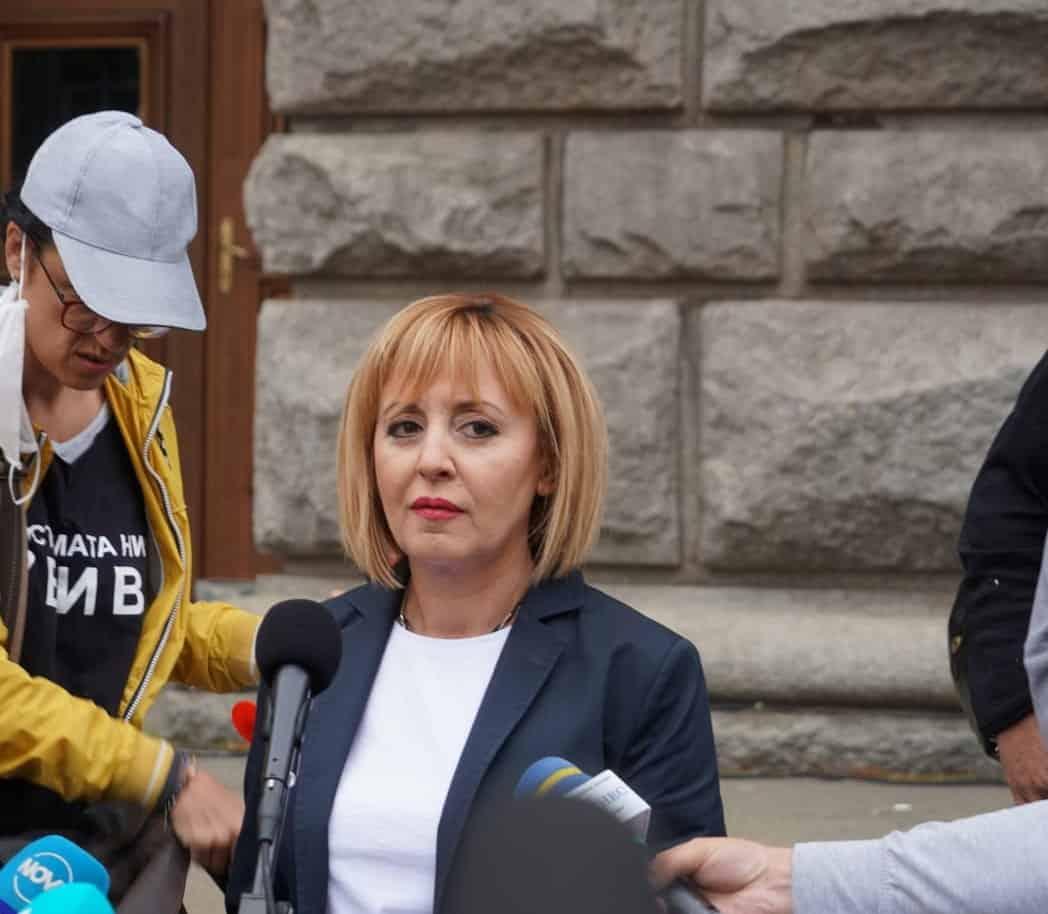 Манолова: Борисов да не допуска КЗК да си удължи мандата