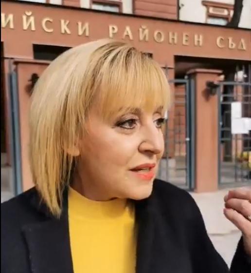 Борисов отново не се яви на делото с Манолова за клевета