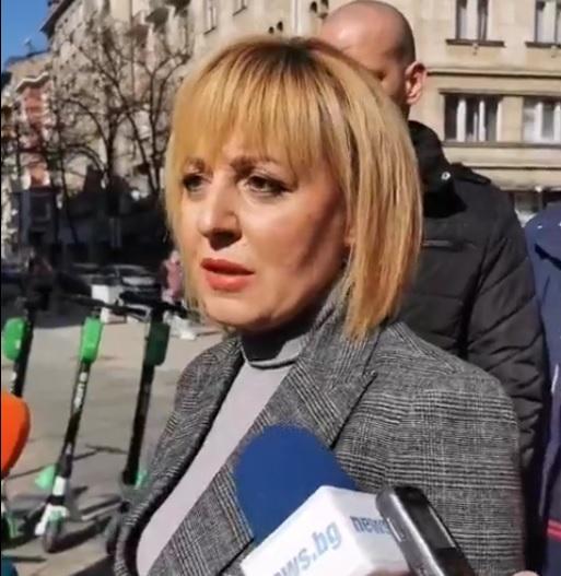 Манолова: ГЕРБ и ДПС бяха заедно на изборите в Мъглиж