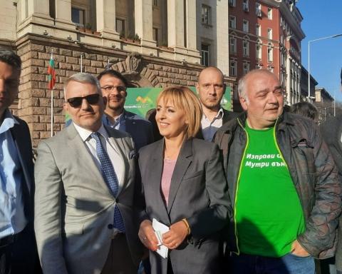 Мая Манолова ще гласува в Шесто помощно училище в София
