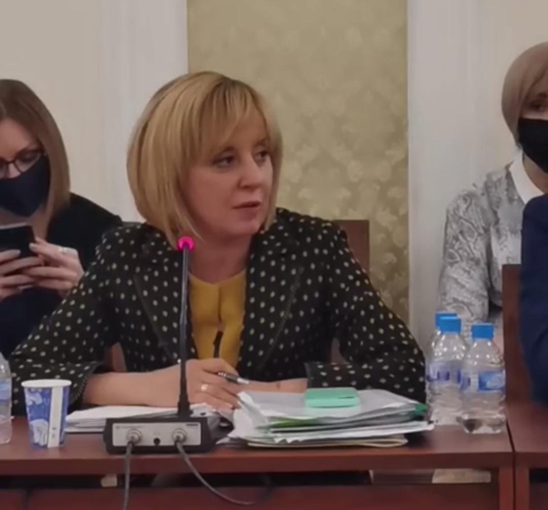 Мая Манолова: Комисията по ревизията показа, че корупцията може и да се осветява, а не само да се говори за нея