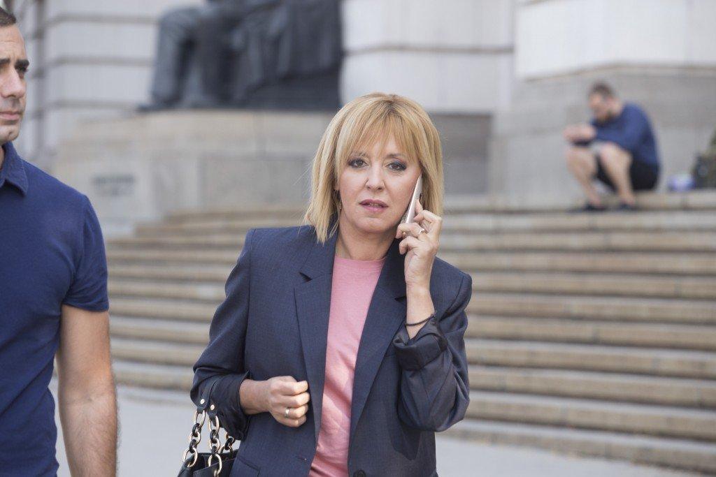 Мая Манолова: Трансферният прозорец за партиите очевидно е отворен. Ние не участваме в това