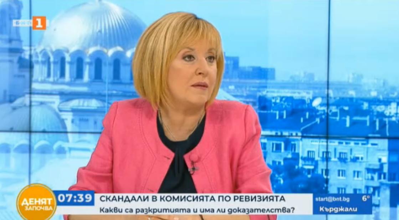 Мая Манолова: Във всяко министерство има по един Иван, който е министърът в сянка с инструкциите