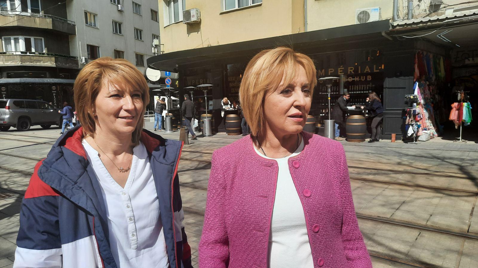 Манолова защитава председателя на инициативата за чист въздух в Пещера по делото за 100 хил. лв.