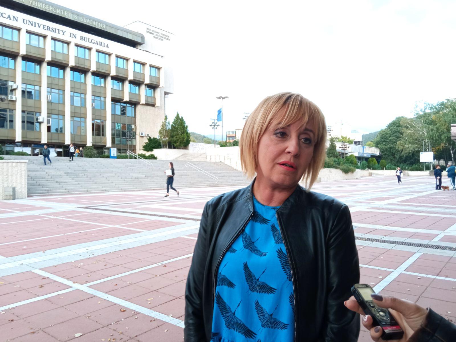 Манолова: Давам под съд Румен Петков заради лъжите по мой адрес за рекет и мачкане на бизнес
