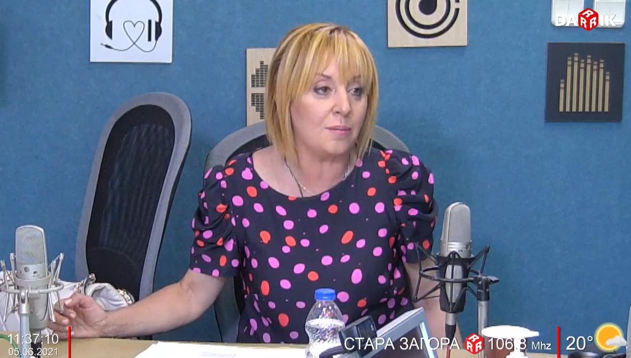 Манолова: Докладът на САЩ за корупцията е диагноза за управлението на Борисов