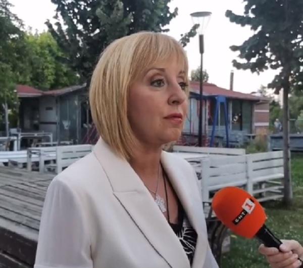 Мая Манолова: ГЕРБ вече не е хегемон. Борисов няма да бъде премиер