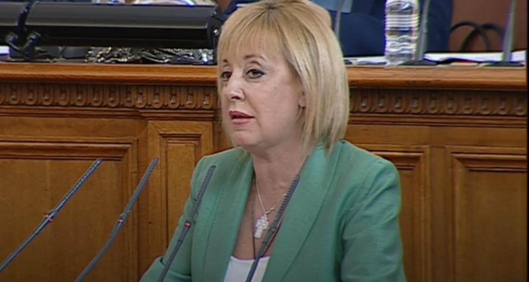 Мая Манолова: Вчера ВСС се самоуби, приеха позорно решение