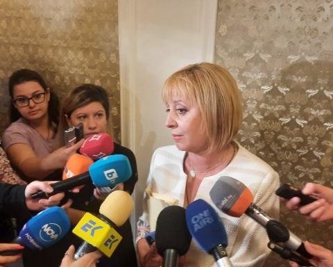 Мая Манолова: Обществото очаква почтено управление на промяната, а не на статуквото