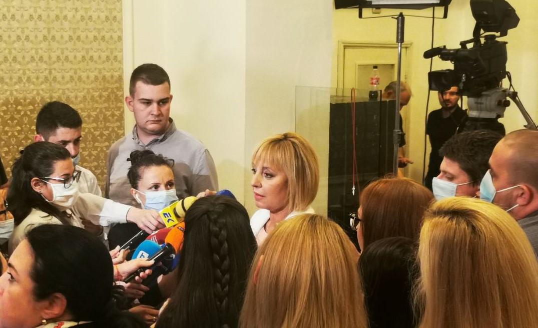 Манолова: Няма да подкрепим управление с ГЕРБ и ДПС и не преговаряме с тях