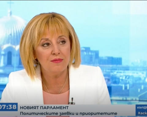 Манолова: Искам да видя кой ще гласува против Комисията по ревизията
