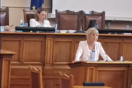 Манолова: Сред авторите на закона на г-н Божанков има и такива с частен интерес в третирането на отпадъци