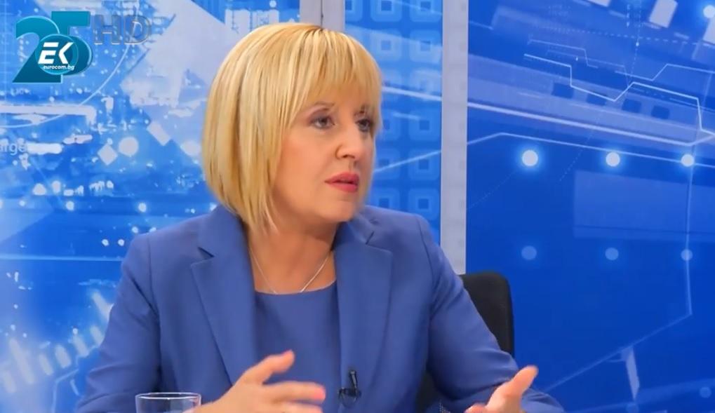 Манолова: Големите партии в парламента не ги е грижа за хората