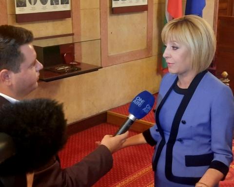 Мая Манолова: ГЕРБ, ДПС и БСП саботират бюджета на НЗОК, за да провалят правната комисия и да не се приемат законите за съдебната реформа