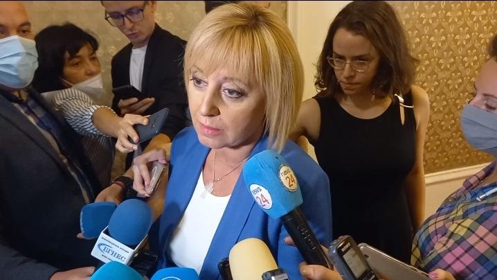 Мая Манолова: ГЕРБ и ИТН са срещу Дончева като ансамбъл по синхронно плуване