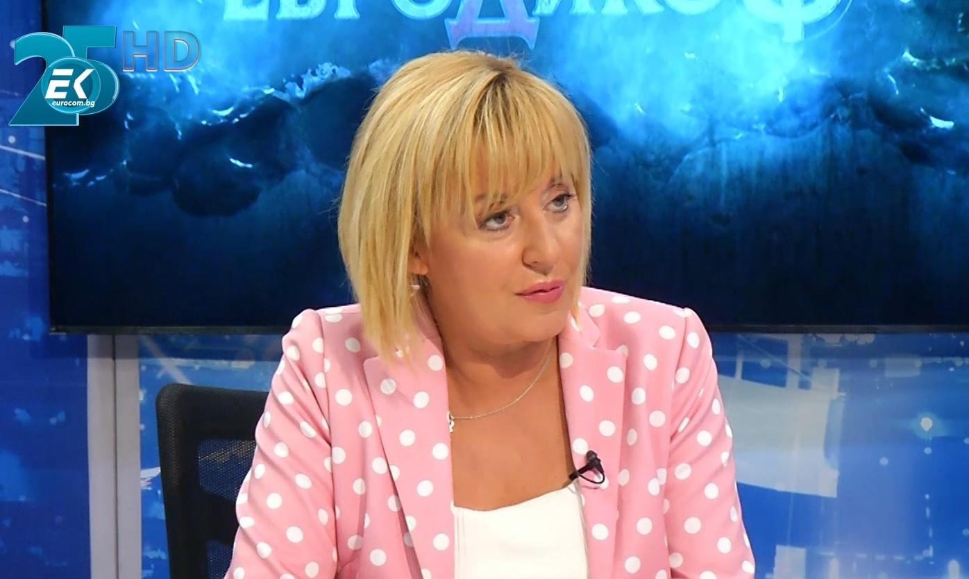 """Манолова: Шест души работят по газовата връзка България-Гърция, а """"Топлофикация София"""" има над 1 млрд. лв. задължения"""