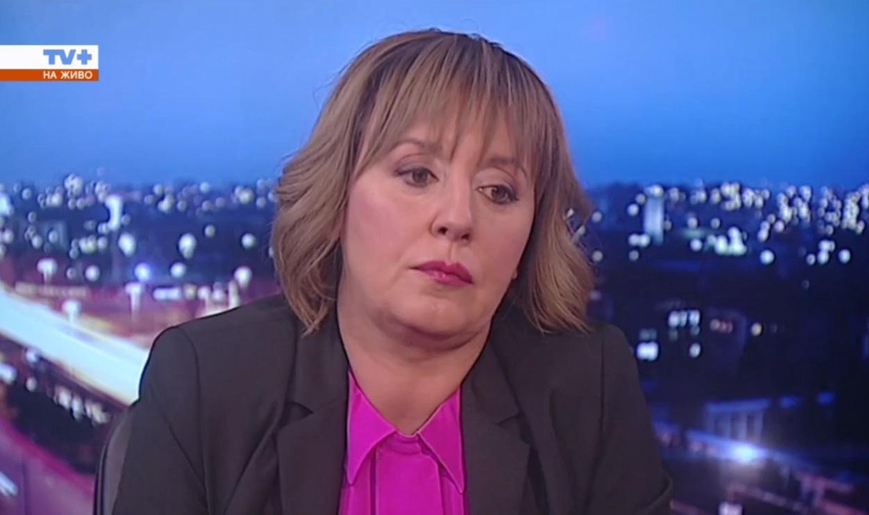 Мая Манолова: Решението на съда за гражданството на Кирил Петков има политически привкус
