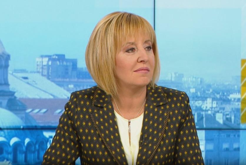 Манолова: Имаме 33 антикризисни мерки за подкрепа на бизнеса и домакинствата за по-скъпия ток