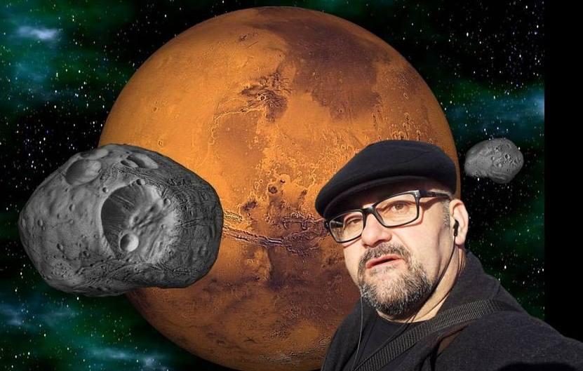 Стефан Пройнов: Древен свитък от Александрийската библиотека описва Марс и неговите луни!