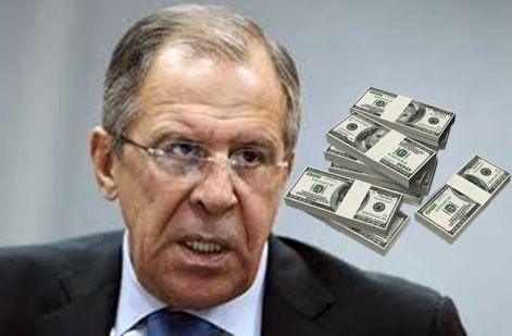 Сергей Лавров: Дните на долара са преброени