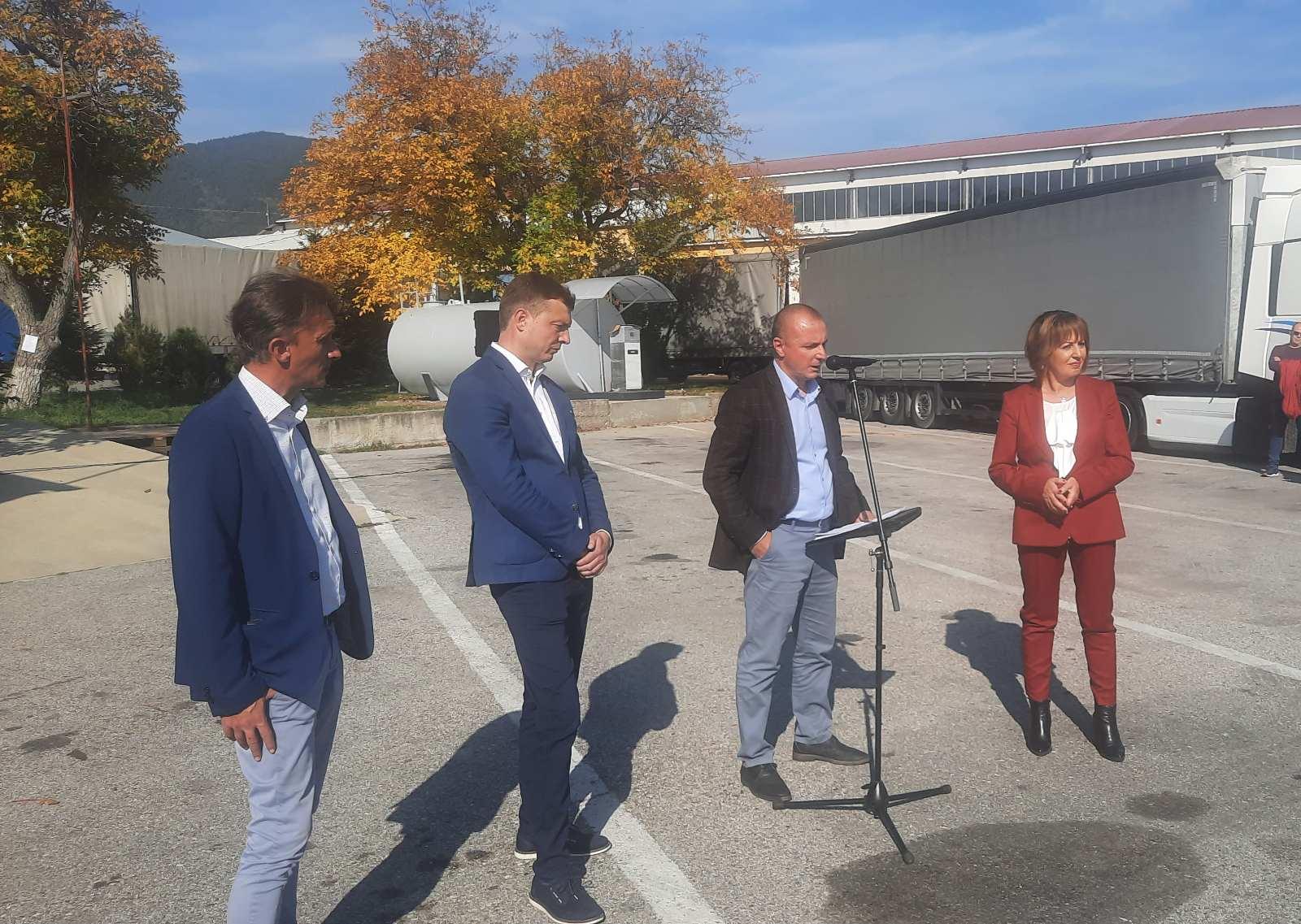 Мая Манолова: Мярката от 110 лв. на мегаватчас за тока на бизнеса няма да го подкрепи изцяло